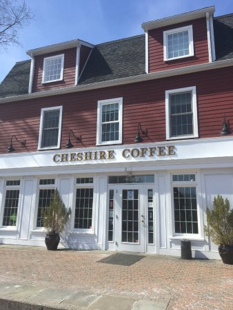 Cheshire Coffee : Entrance