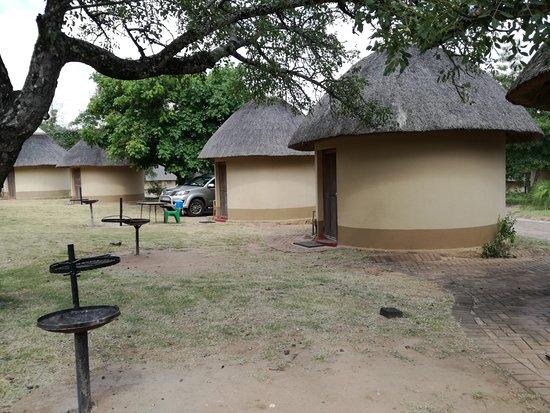 Εθνικό πάρκο Κρούγκερ, Νότια Αφρική: Huts