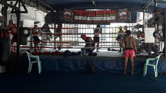 Twin Tiger Muay Thai - Day Classes