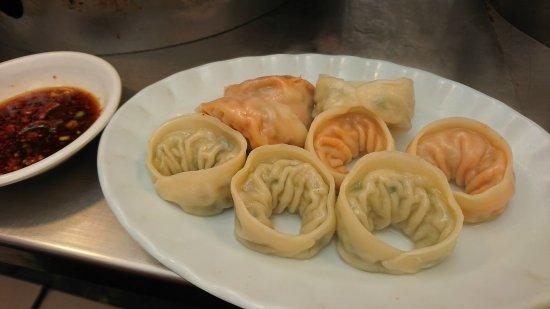 Gwangjang Market : 口味普普的水餃