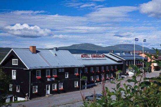 Funasdalen, Sweden: Exteriör