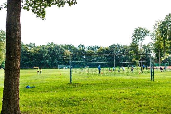 Verden (Aller), Alemania: Fußballplatz
