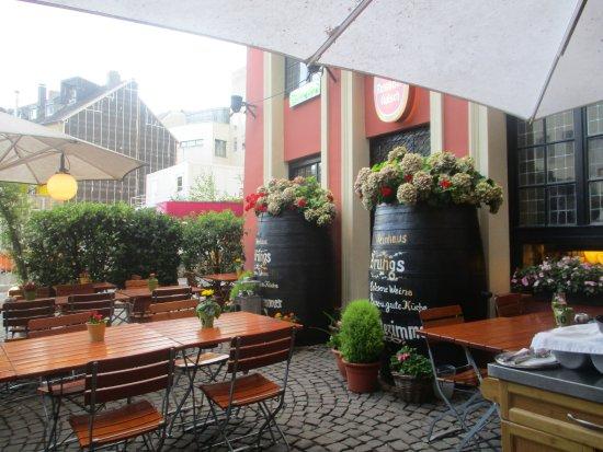 Photo of German Restaurant Gast und Weinhaus Brungs at Marsplatz 3, Cologne 50667, Germany