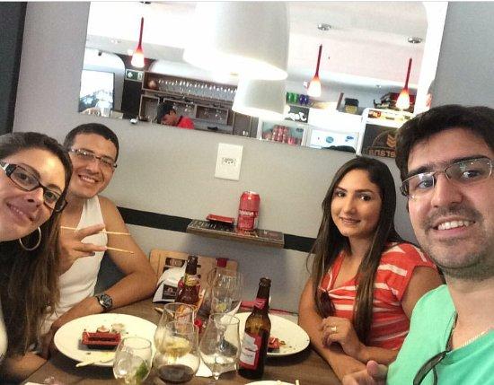 Vicosa: Almoço com os amigos!