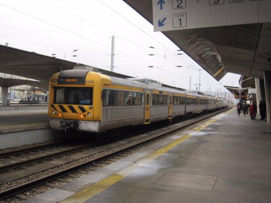 Campanhã railway station