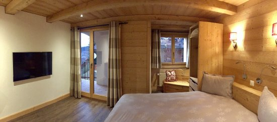 Alpe Fleurie Hotel & Residence: Chambre double