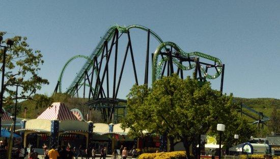 Santa Clarita, CA: Green Lantern