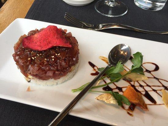 Miyama: Tartare di tonno
