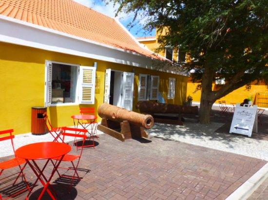 Kralendijk, Bonaire: Museum entrance
