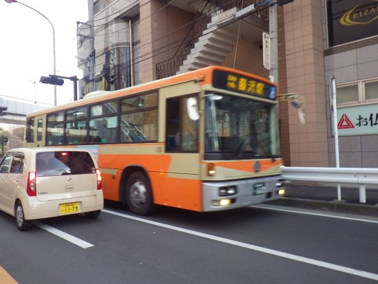 Enoshima Electric Railway Bus