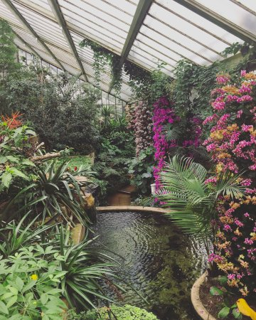Kew, UK: Beautiful sights round every corner