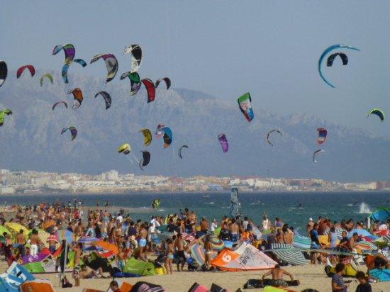Province of Cadiz, Ισπανία: Windsuf & Kile surf