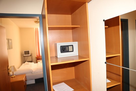 Hotel Am Schottenpoint: Safe in alle Zimmer