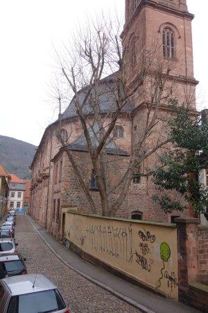 Photo of Monument / Landmark Jesuitenkirche at Merianstr. 2, Heidelberg 69117, Germany