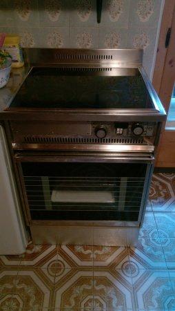 Chalet del Sole: cucina