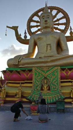 Tours Koh Samui: Big Budha