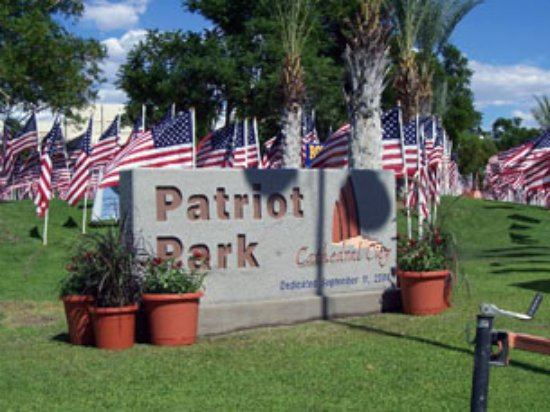‪‪Cathedral City‬, كاليفورنيا: Patriot Park‬
