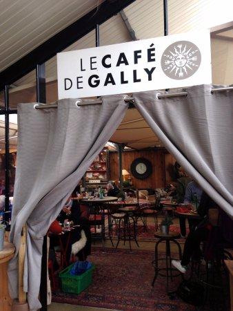 Saint Cyr l'Ecole, Γαλλία: Un lieu douillet