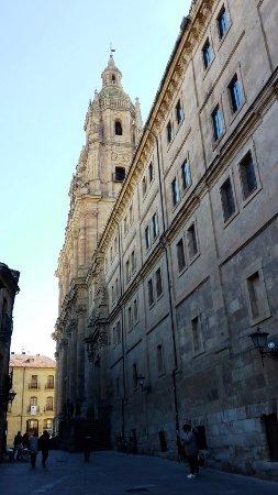 Scala Coeli Torres de la Clerecia: si salirà fin lassù