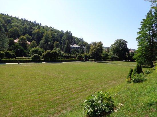 Luhacovice, Czech Republic: okolí Luhačovice