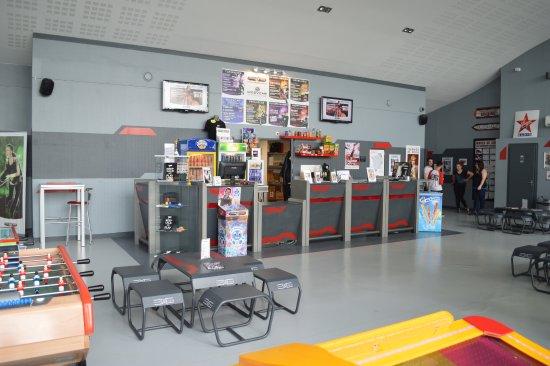 Saint-Apollinaire, France : Laser Game Dijon Accueil