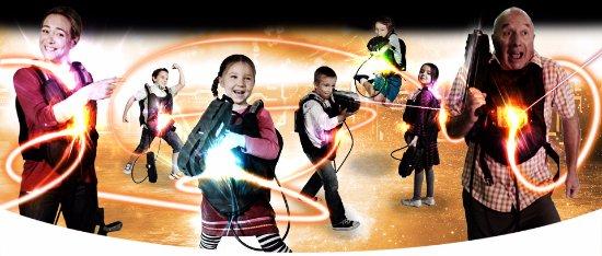 Saint-Apollinaire, France : Laser Game Dijon Anniversaire