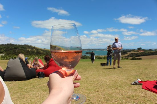 Oneroa, Nueva Zelanda: Good Rosé