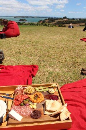 Oneroa, Nueva Zelanda: Sharing Platter