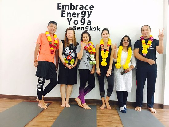 Embrace Energy Yoga Bangkok