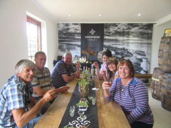 Stilbaai, South Africa: We were three couples - Strand, Swellendam and Potgietersrus.