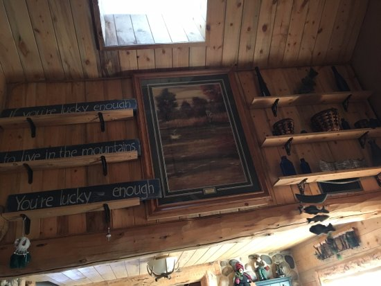 Drake, CO: Beautiful Decor wherever you look in all the cabins