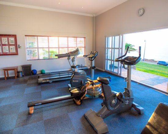 Summerstrand, Afrika Selatan: Fitness Room