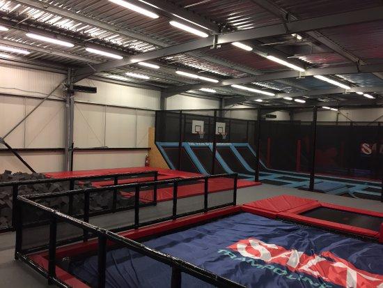 Salto Trampoline Arena