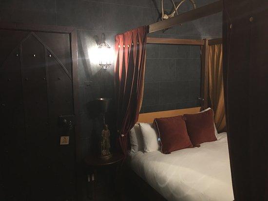 Georgian House: Wizard Room