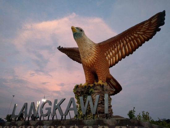 Image result for dataran lang langkawi