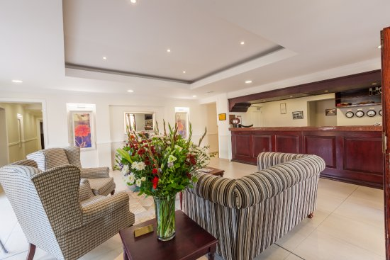 Courtyard Hotel Rosebank : Reception