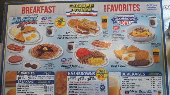 Gaffney, Carolina del Sur: Waffle House