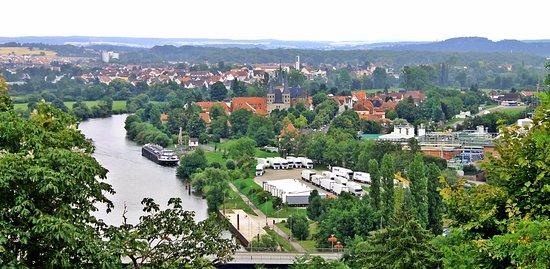 Bad Wimpfen, Tyskland: окрестности Бад-Вимпфена