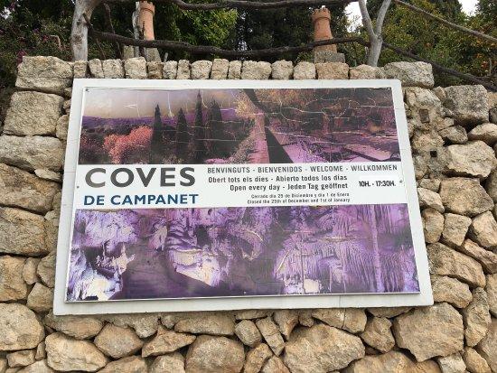 Coves de Campanet: photo0.jpg