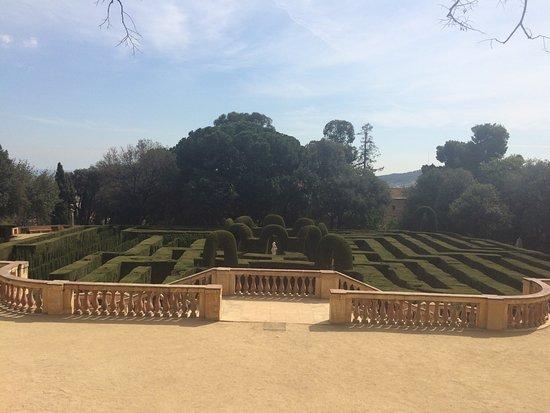 Photo of Park Parque del Laberinto de Horta at Passeig Dels Castanyers 1, Barcelona 08035, Spain