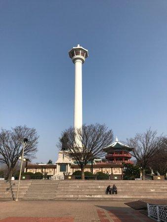 Photo of Park Yongdusan Park at 중구 용두산길 37-55, Busan 48950, South Korea