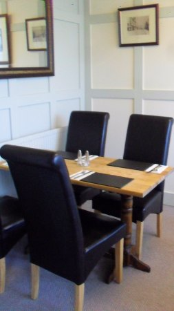 Peacehaven, UK: VIP private seating