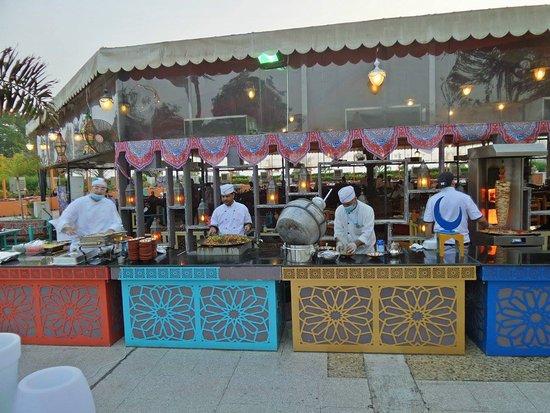 Al Nakheel : Ramadan open buffet