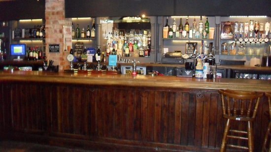 Peacehaven, UK: Bar