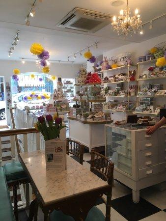 Lovely little shop