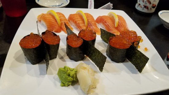 Tracy, Californien: Bluefin Japanese Cuisine