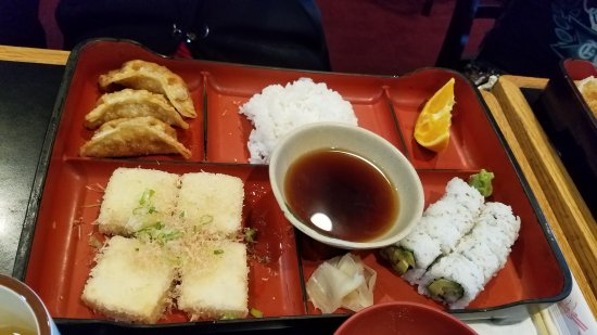 Tracy, CA: Bluefin Japanese Cuisine