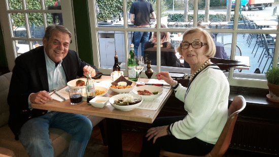Baarn, The Netherlands: Heerlijk Italiaans eten...