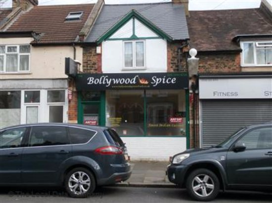 Enfield, UK: bollywood spice