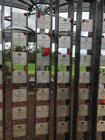 Yungaburra, Australië: Roll of Honour